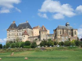 Château de Biron Ouest