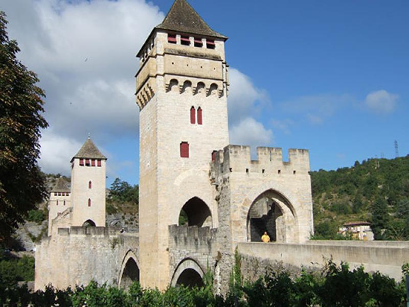 Cahors-pont-Valentre
